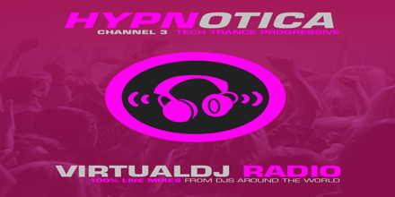VirtualDJ Radio Hypnotica
