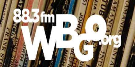 WBGO FM 88.3