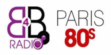 B4B Radio Paris 80
