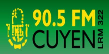 """<span lang =""""es"""">Cuyen Radio</span>"""