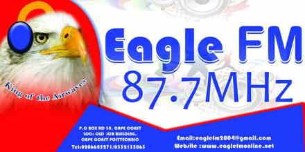 Eagle 87.7 FM