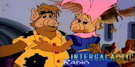 Intergalactic Radio