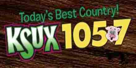 KSUX 105.7