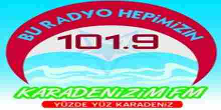 Karadenizim FM 101.9