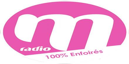 "<span lang =""fr"">M Radio 100% Enfoires</span>"