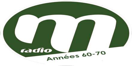 """<span lang =""""fr"""">M Radio Annees 60/70</span>"""