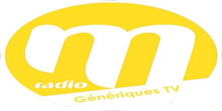 """<span lang =""""fr"""">M Radio Generiques TV</span>"""