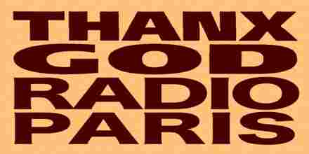 THANX GOD RADIO