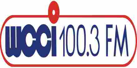 WCCI 100.3 FM
