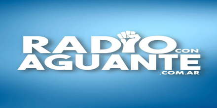 """<span lang =""""es"""">Radio Con Aguante</span>"""