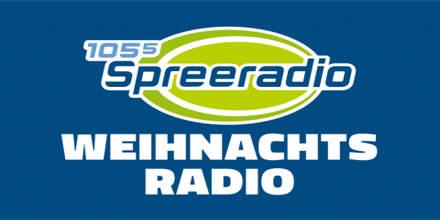 105.5 Spreeradio Weihnachtsradio