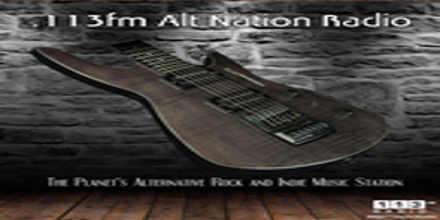 113FM Alt Nation