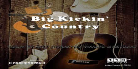 113FM Big Kickin Country