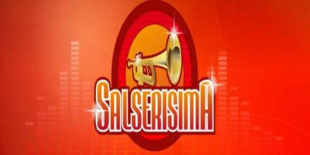 """<span lang =""""es"""">Salserisima Radio</span>"""