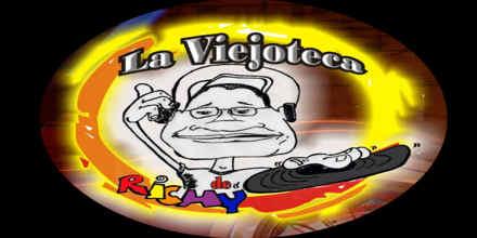 """<span lang =""""es"""">La Viejoteca De Richy</span>"""