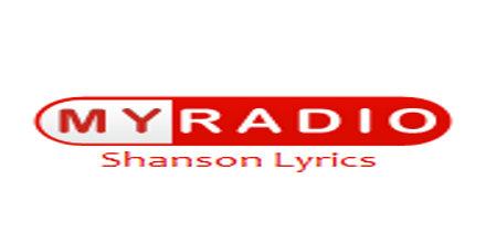 """<span lang =""""ru"""">My Radio Shanson Lyrics</Spanne>"""