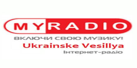 """<span lang =""""ru"""">My Radio Ukrainske Vesillya</span>"""