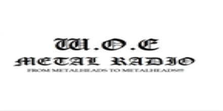 Woe Metal Radio