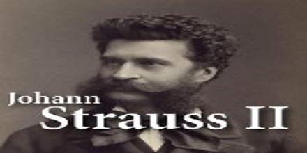 Calm Radio Johann Strauss II
