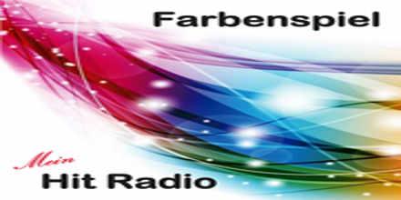 "<span lang =""de"">Radio Farbenspiel</span>"