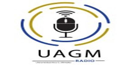 """<span lang =""""es"""">UAGM Radio</span>"""
