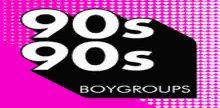 "<span lang =""de"">90s90s Boygroups</span>"