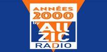 """<span lang =""""fr"""">Allzic Radio Annees 2000</span>"""