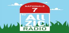 "<span lang =""fr"">Allzic Radio Nationale 7</span>"