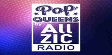 "<span lang =""fr"">Allzic Radio Pop Queens</span>"