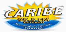 "<span lang =""es"">Caribe 95.5 FM</span>"