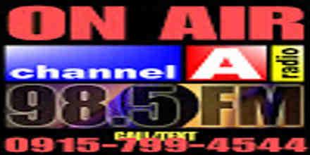Channel A Radio 98.5 FM Arayat