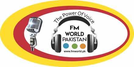 FM World Pakistan - Live Online Radio