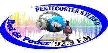 "<span lang =""es"">Pentecostes Stereo 92.3 FM</span>"