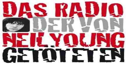 Das Radio der von Neil Young Getoteten