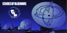 Echoes of Bluemars