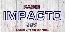 """<span lang =""""es"""">Radio Impacto JCV</span>"""