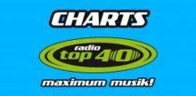 Radio Top 40 Charts