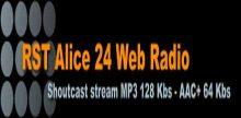 RST Alice 24 Web Radio