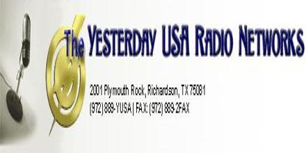 Yesterday USA Radio Red