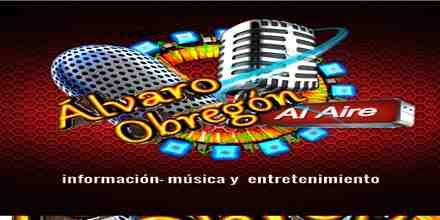 Alvaro Obregon Radio