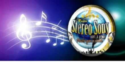 Radio Stereo Sony