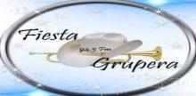 """<span lang =""""es"""">Fiesta Grupera 94.5 FM</span>"""