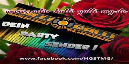 Radio Halli Galli MG