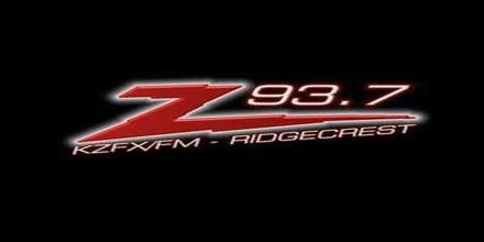 KZFX Z-93.7 FM HD-1