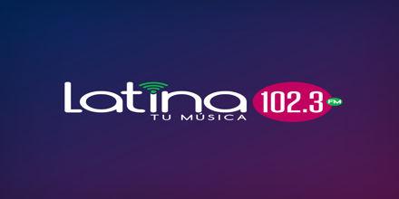 Latina 102.3 FM
