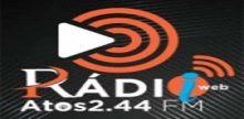 """<span lang =""""pt"""">Atos2.44 FM</span>"""
