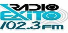 """<span lang =""""es"""">Radio Exito 102.3 FM</span>"""