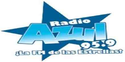 أزرق 95.9 FM