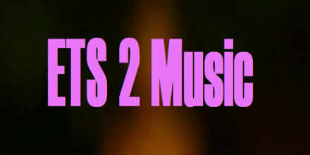 ETS 2 موسيقى