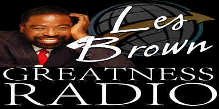 Les Brown Greatness Radio